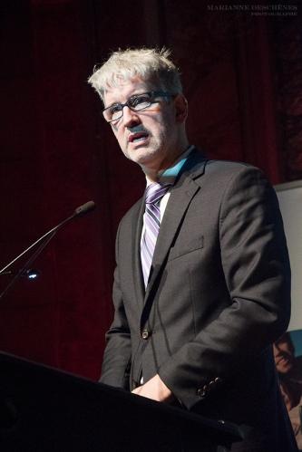 Conférence de Jean-Martin Aussant - CDEC de Sherbrooke